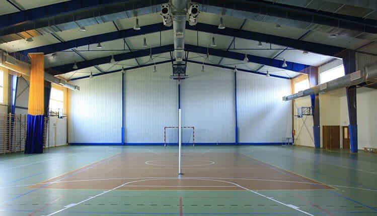 Быстровозводимые спортивные комплексы