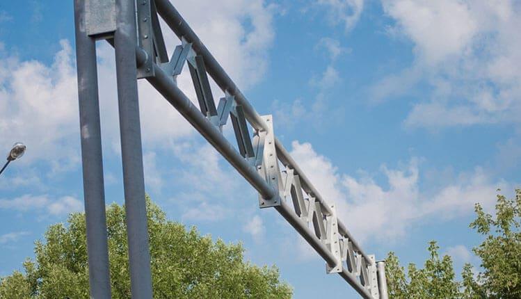 Рамные металлоконструкции для дорожного строительства