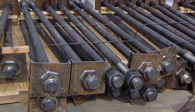 Производство грунтовых анкеров