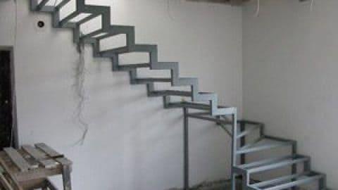 Металлоконструкции в быту. Лестницы
