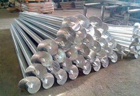 Оцинкованные металлоконструкции