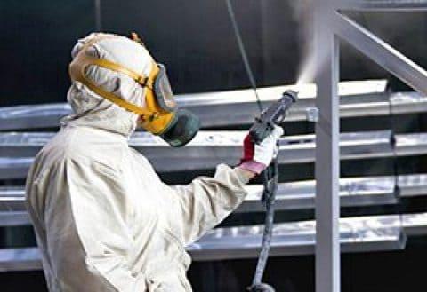 Как защитить металлоконструкции от огня
