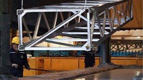 Защита металлических строительных конструкций от коррозии