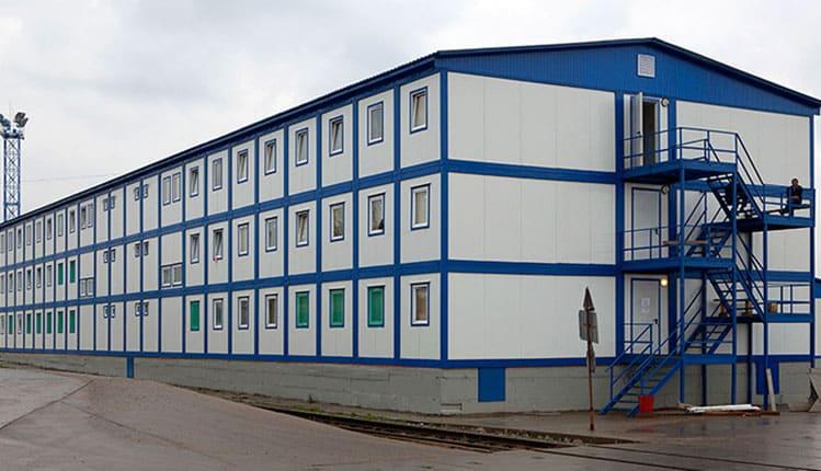 Сборно-разборные здания